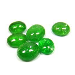 Heavy! 3.88ct vivid green Tsavorite Garnet parcel