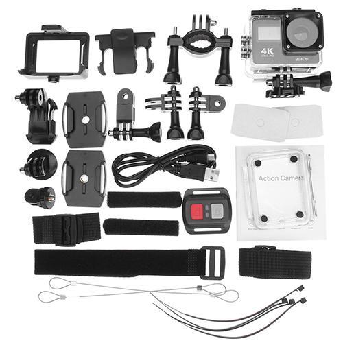 12MP Waterproof Sport Camera Action 4K Mini DV Video