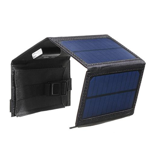 7W 5.5V Folding Monocrystalline Silicon Solar Panel