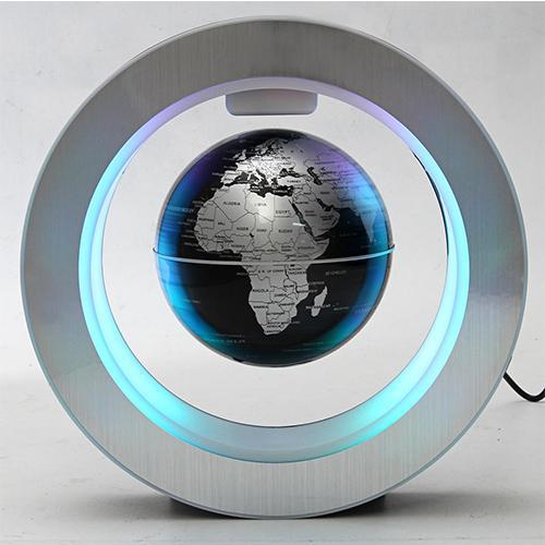 LED Electronic Magnetic Floating Globe Levitation