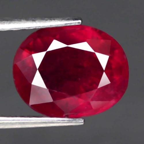 Fantastic 3.70ct 8x10mm rich blood red Ruby