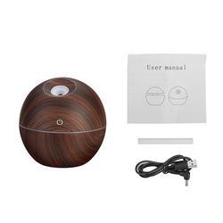 7 Colors LED Night Light Essential Diffuser Ultrasonic