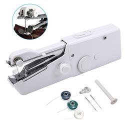 Mini Cordless Electric Sewing Machine