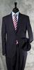 One Of A Kind Navy Color Slim Fit Suit By Galante