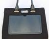 Stylish Black Color Bag By Designer Nikky