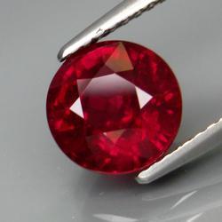 Graceful 3.03ct ruby red Rodolite Garnet
