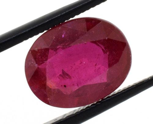 Set of 3 Beautiful Oval Rubies, 26.49CTW