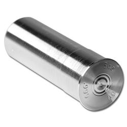 5oz .999 Pure Silver Bullet 12 Gauge Shotgun Shell