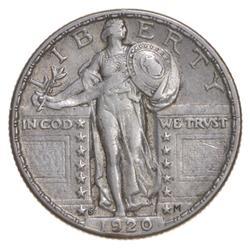 1920-S Standing Liberty Quarter