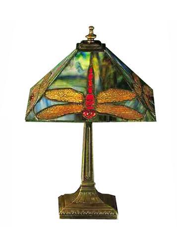 Prairie Dragonfly Accent Lamp