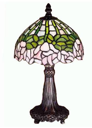 Cabbage Rose Mini Lamp