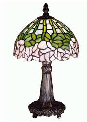 Cabbage Rose Mini Lamp