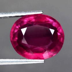 Marvelous 4.54ct blood red Ruby