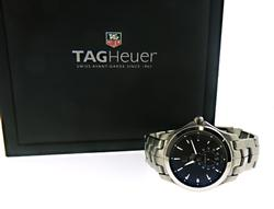 Tag Heuer Link Cal 6 Black Dial Watch