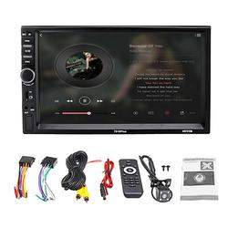 7 Inch 2D Car MP5 Player Bluetooth Stereo FM Radio