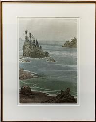 Anne P. Tuttle Limited Edition  Color Lithograph