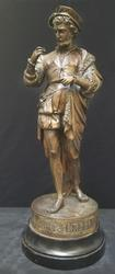 Benvenuto Cellini Bronze Sculpture
