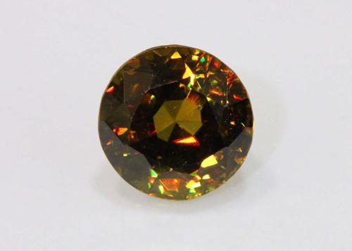 Gem Quality Natural Titanite - 7.49 cts.
