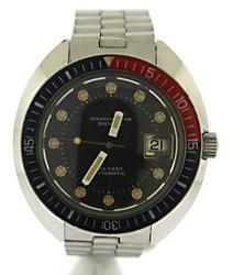 Bulova Oceanographer Snorkel Automatic Watch