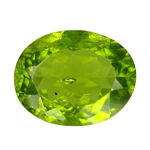 Large 5.28ct Burma green Peridot