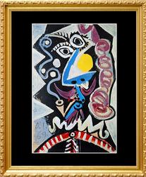 COLLECTIBLE PABLO PICASSO FROM 'PICASSO AT 90'