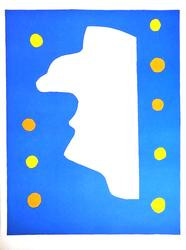 Large Matisse Lithograph From 'Jazz' Suite