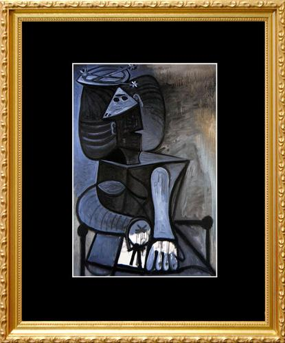 Collectible Picasso from 'Pablo Picasso: Rencontre a Montreal'