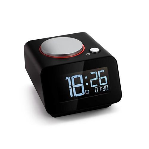 Rechargeable Bedroom Digital Alarm Clock