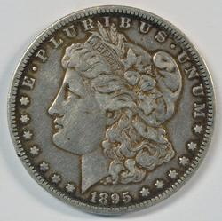 Handsome sharp 1895-O Morgan Silver Dollar . Rare date