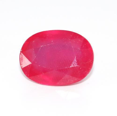 Large 6.50 Carat Ruby Loose Natural Gemstone