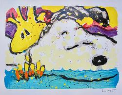 TOM EVERHART BORA BORA BOOGIE BORED