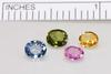 Bright & Lively Natural Sapphires - Set of 4