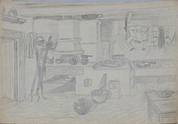 RUSSIAN ARTIST LEONID KORNEEV ESTATE ART