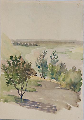 ESTATE ART FROM ARTIST LEONID KORNEEV