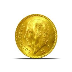 Mexico 5 Pesos Gold Coin
