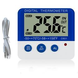 Digital Thermometers Refrigerator Frost Alarm
