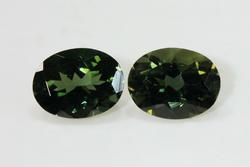 Prime Natural Tourmaline Pair - 2.29 cts.