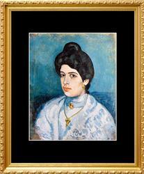 Pablo Picasso, Portrait Of Corina Pere Remeu