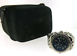 Breitling Crosswind Blue Dial Watch