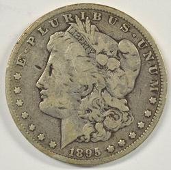Rare 1895-O Morgan Silver Dollar. King of the 'O' Mints