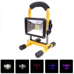 24 LED Portable Rechargeable Flood Light