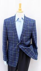 New Arrival Italian Flannel Slim Fit Sport Coat