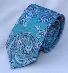 Fine Quality Italian Hand Made Silk Tie By Galante