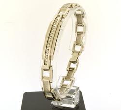 Attractive White Gold 0.66cts Diamond Bracelet