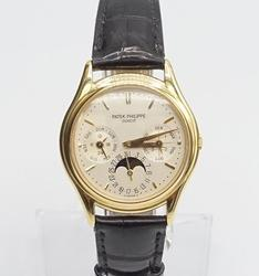 18Kt Yellow Gold Patek Philippe Grand Complications Watch