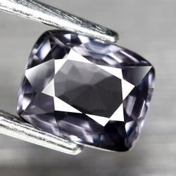 Natural 1.42ct cushion cut violet Spinel