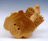 Hand Carved Boxwood Japanese Netsuke