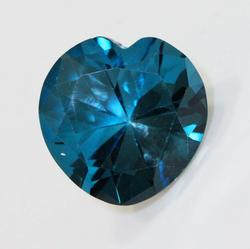 Unusually Large Topaz Heart  - 19.69 cts.