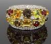 Le Vian Mixed Gemstone & Diamond Ring