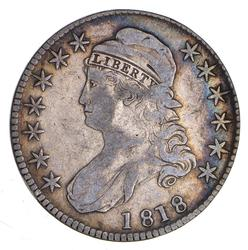 1818 Capped Bust Half Dollar - Circulated